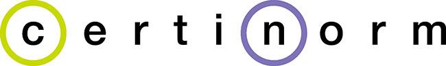 logotipo certinorm