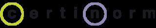 logotipo retina certinorm